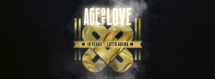 Age of Love : 10 Years Age of Love - 23/02/2018