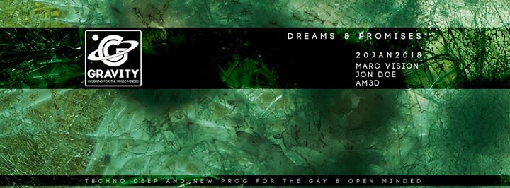 party Gravity - Dreams & Promises (January Edition)
