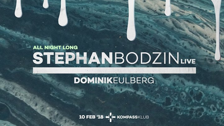 party Stephan Bodzin live - all night long