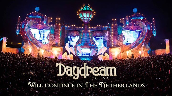 party Daydream Festival 2018