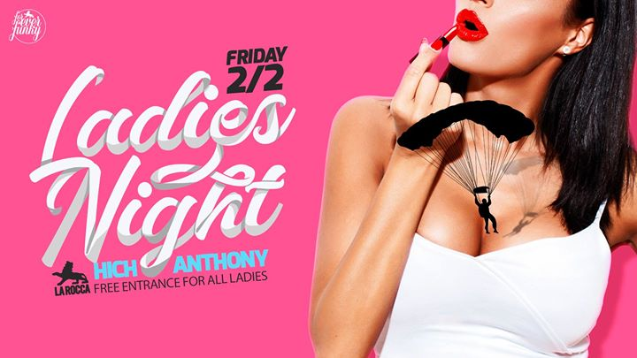 soirée Ladies Night