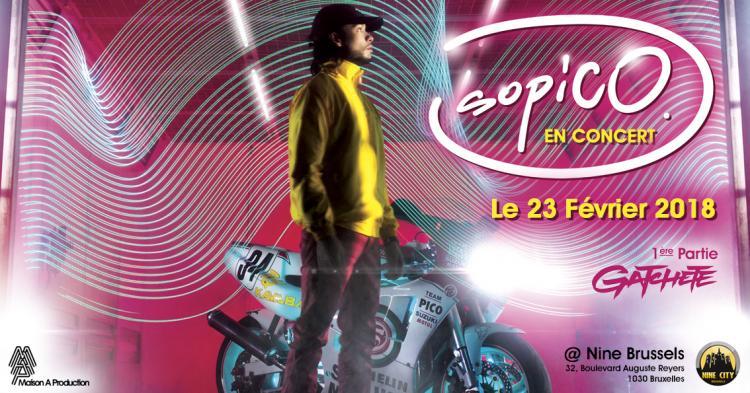 party Sopico  / Maison A Inauguration - Jérémie Charlier + Guest