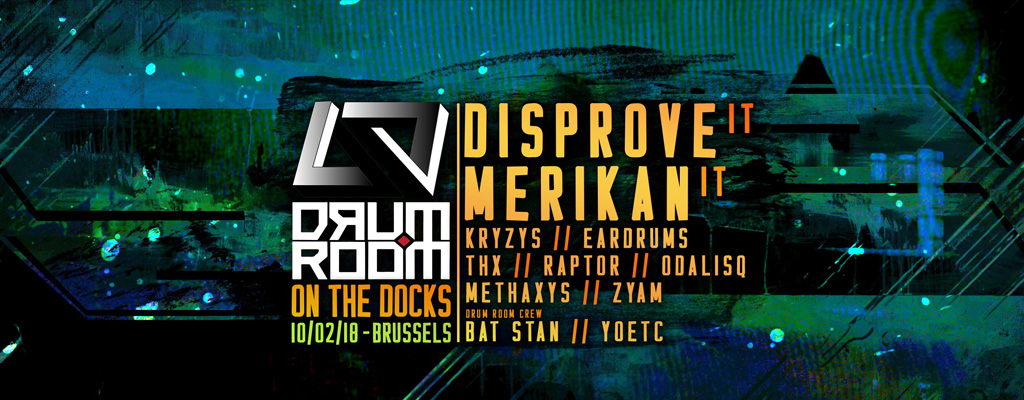party Drum Room on the Docks