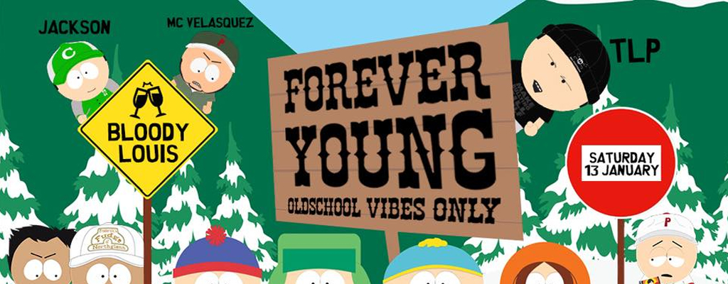 soirée FOREVER YOUNG