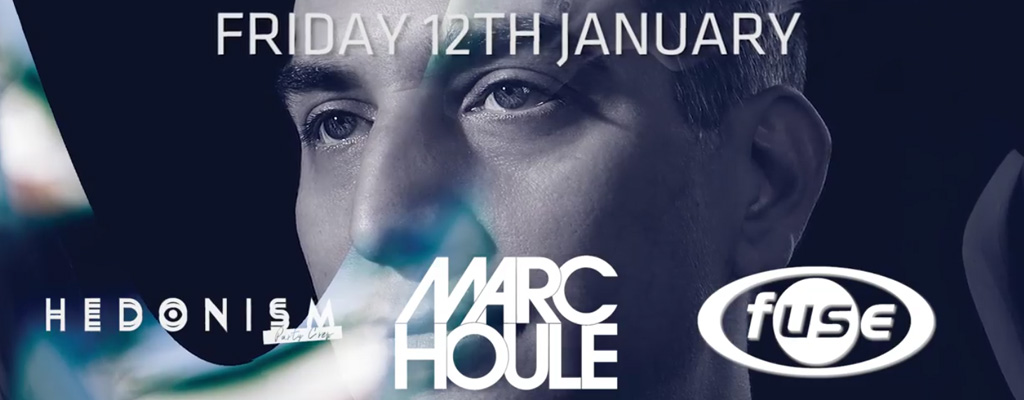party One Year of Hedonism w/ MARC HOULE