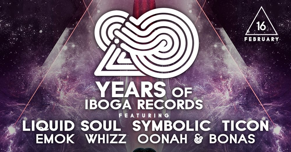 party 20 Years of Iboga Records