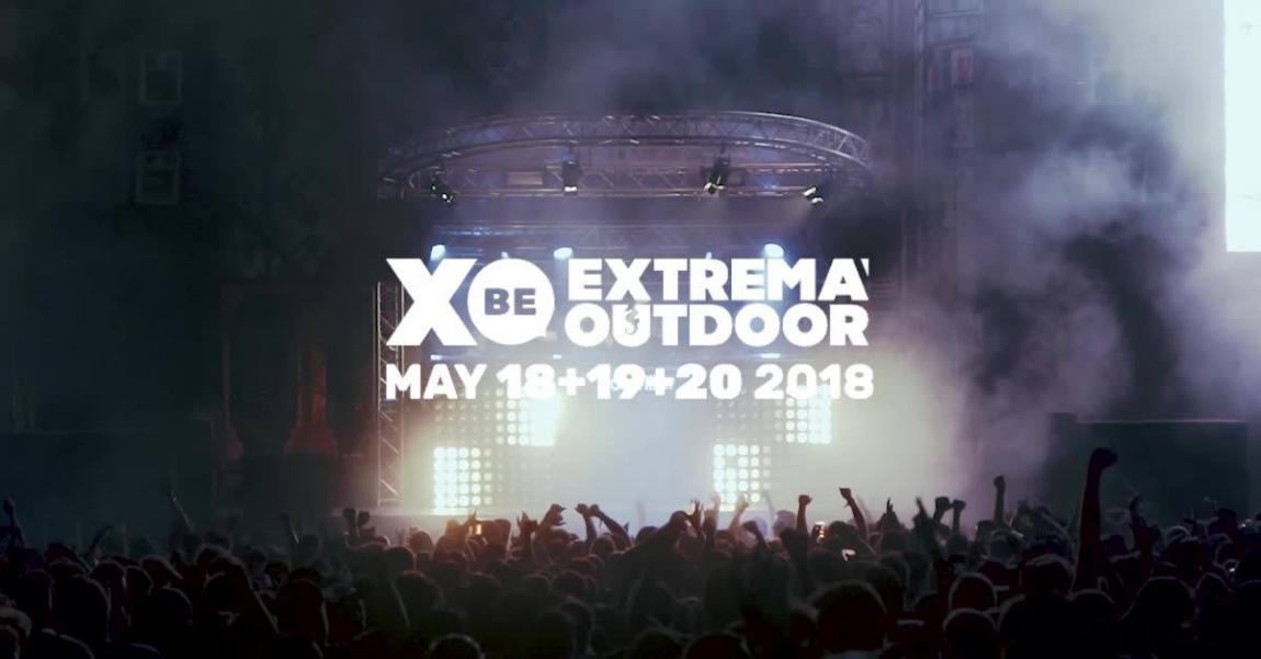 party Extrema Outdoor Belgium 2018 (XOBE18)