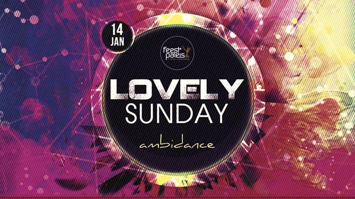 soirée Lovely Sunday - Ambidance