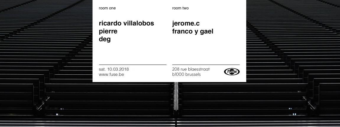 party Fuse presents: Ricardo Villalobos
