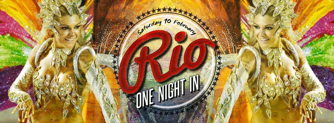 one night in rio samedi 10 02 2018 rio club. Black Bedroom Furniture Sets. Home Design Ideas