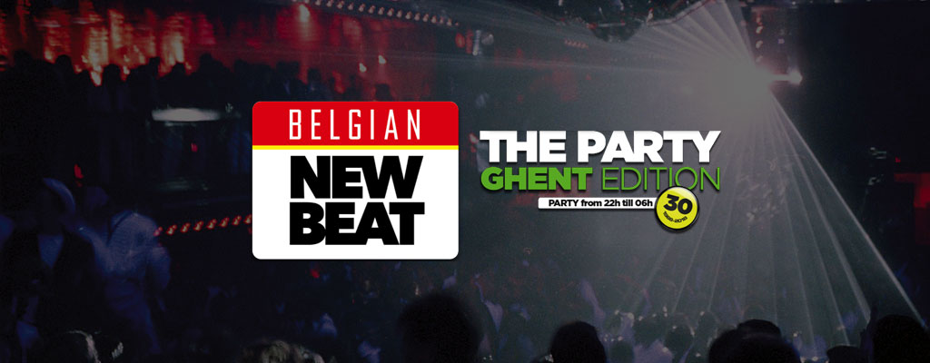 party Belgian New Beat - The Party