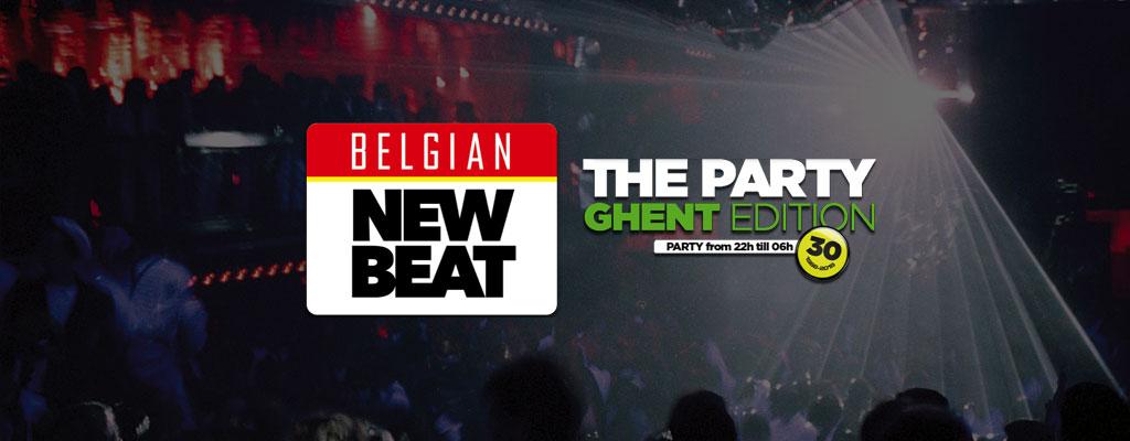 soirée Belgian New Beat - The Party