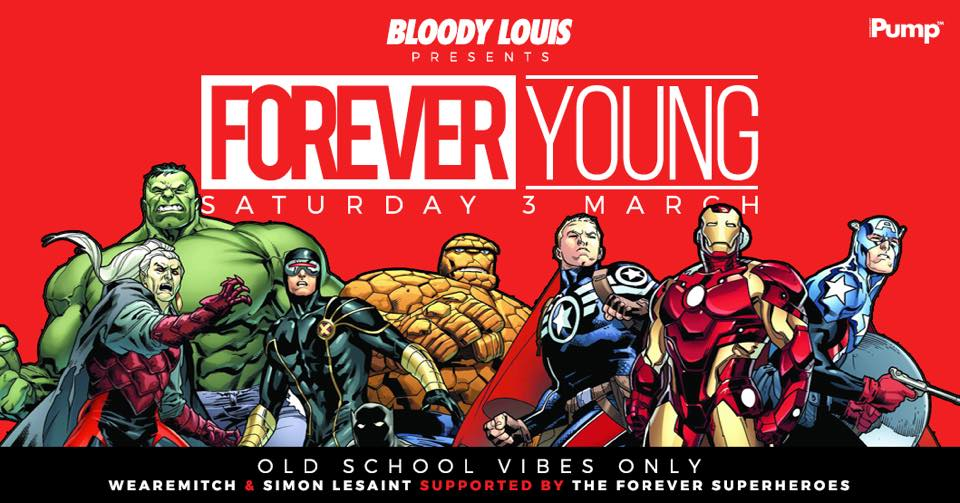party FOREVER YOUNG