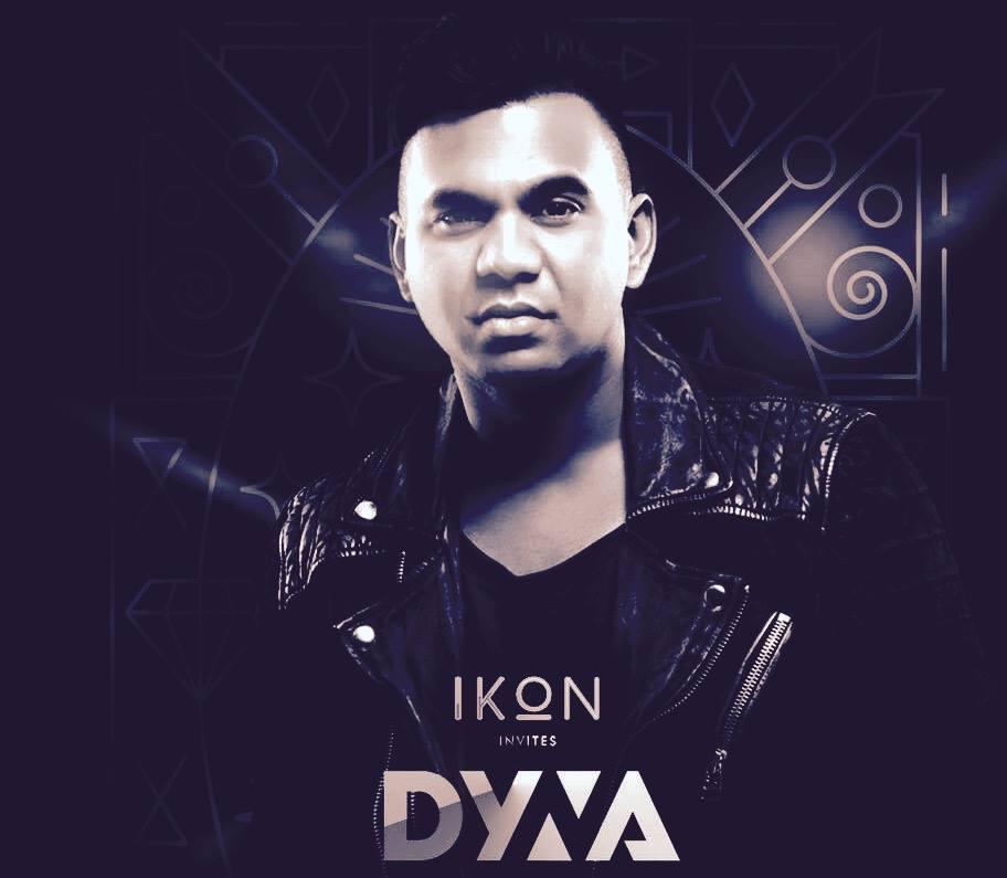 party IKON invites DYNA & Friends