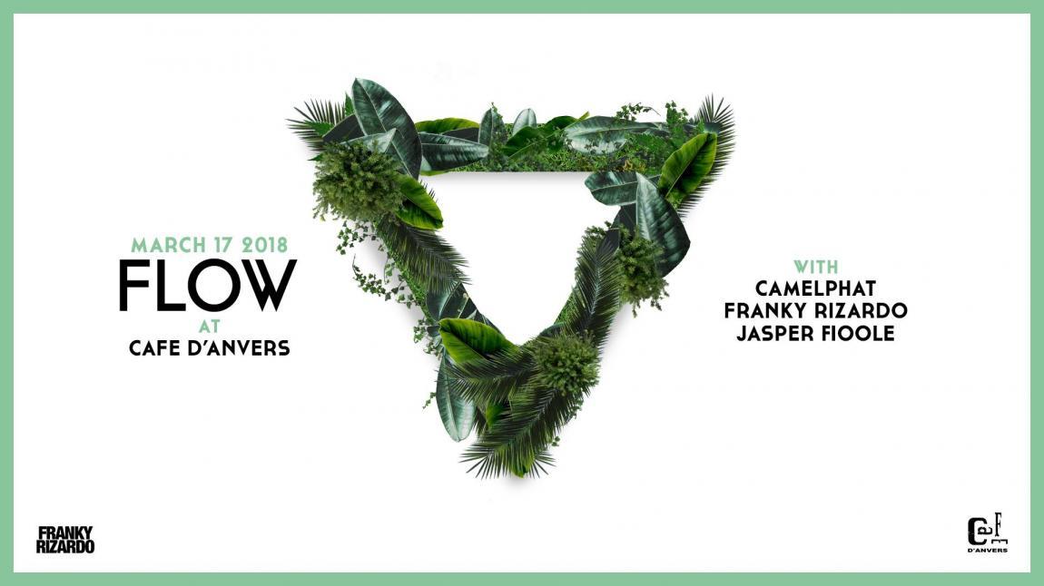 party FLOW w/ Franky Rizardo, Camelphat & Jasper Fioole