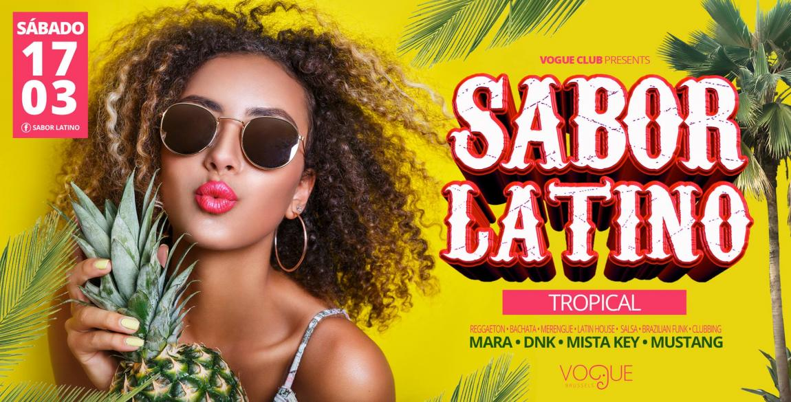 party Sabor Latino - Edition Tropical