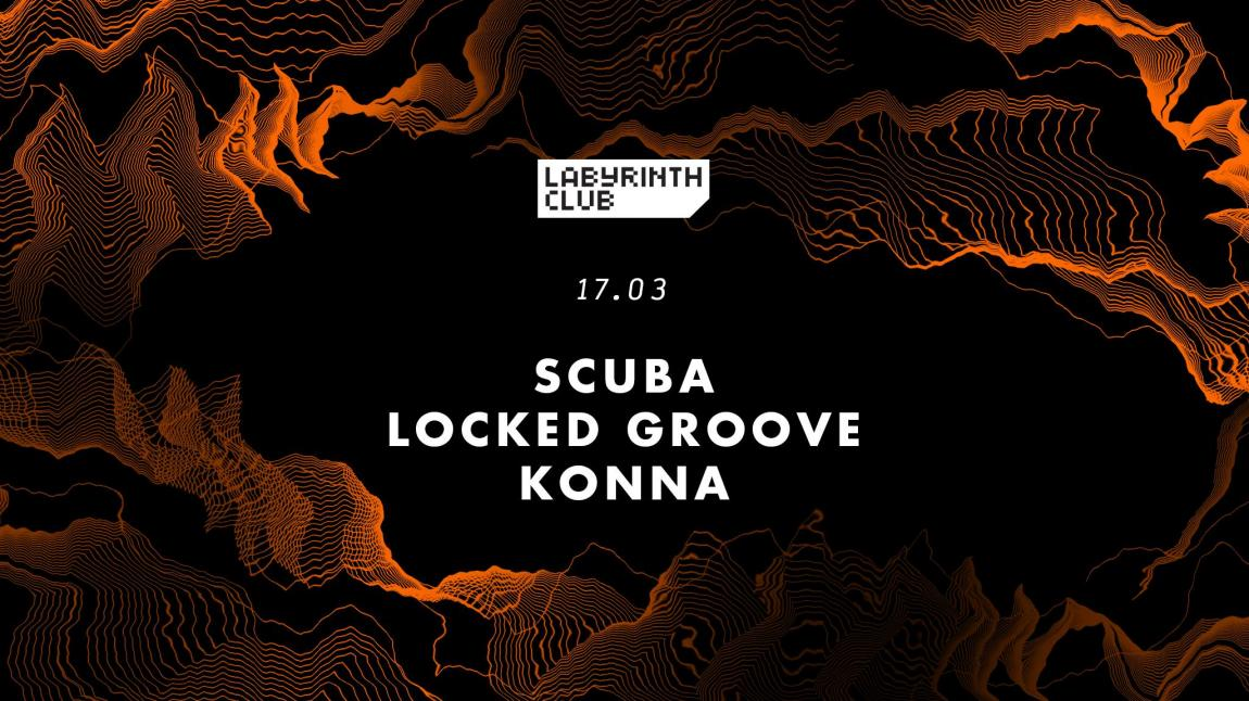 party Scuba, Locked Groove and Konna