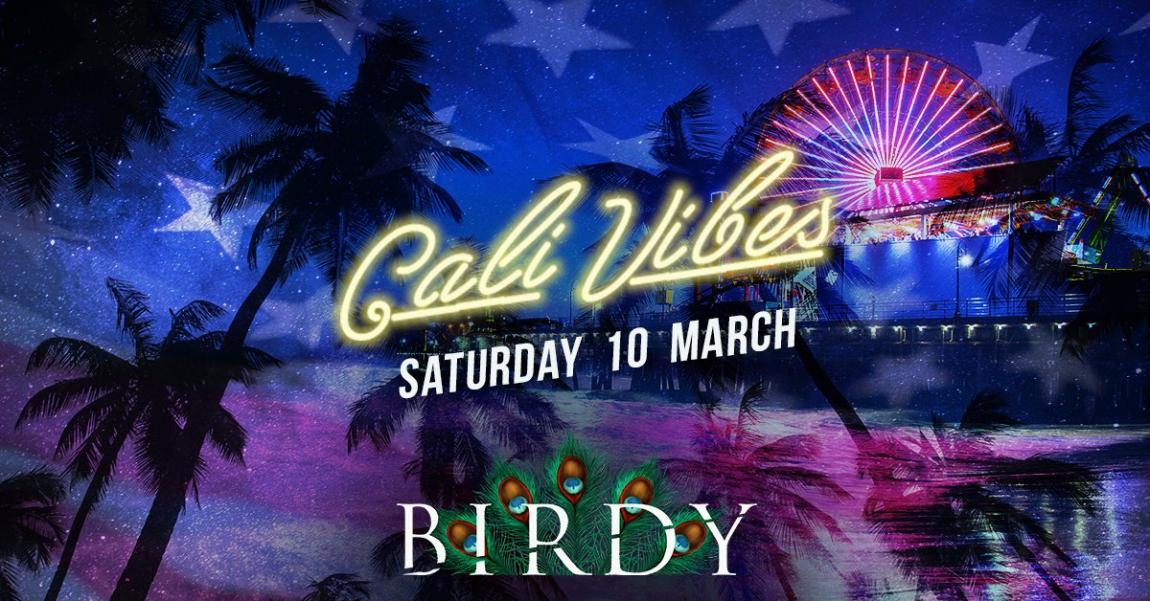 BIRDY Brussels - CALI VIBES - Saturday 10/03/2018, Birdy