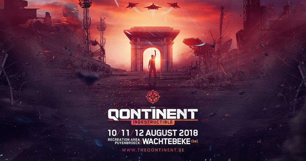 party The Qontinent - Indestructible