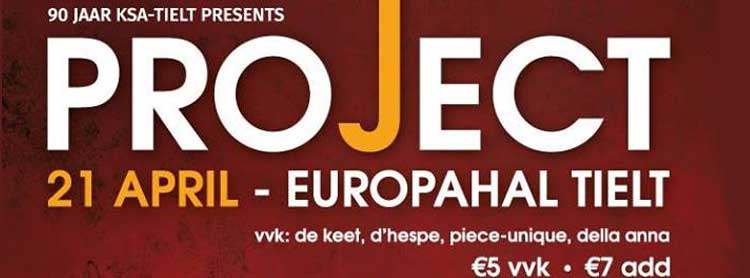 Project Y - Edition Rouge - 21/04/2018 | Europahallen