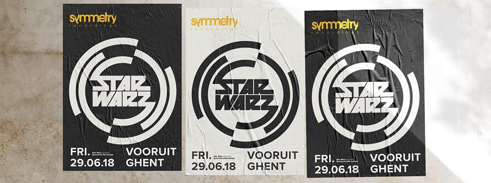 party Star Warz presents Symmetry Recordings