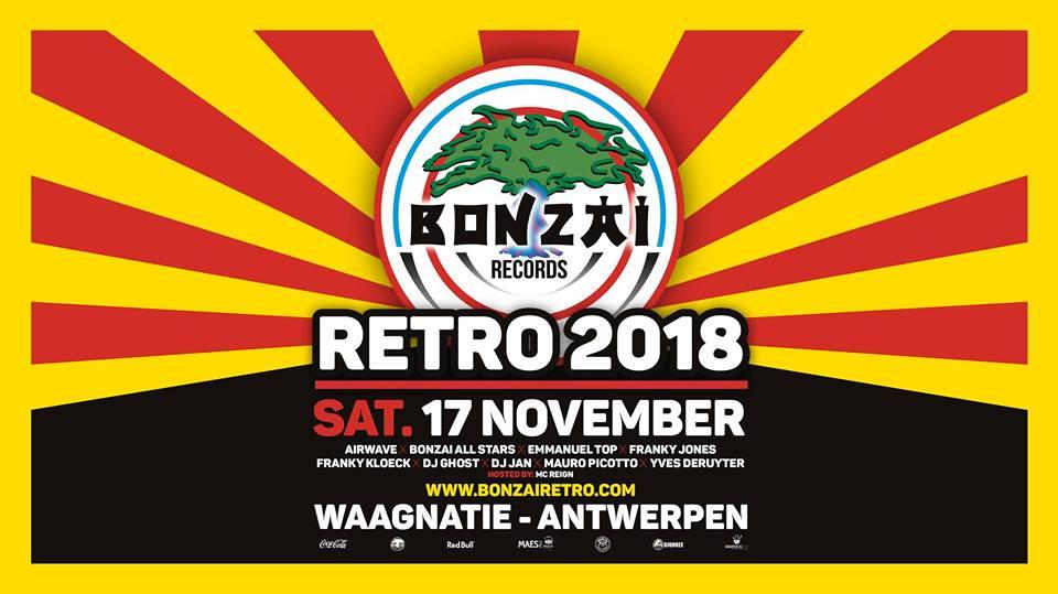 party Bonzai Retro 2018
