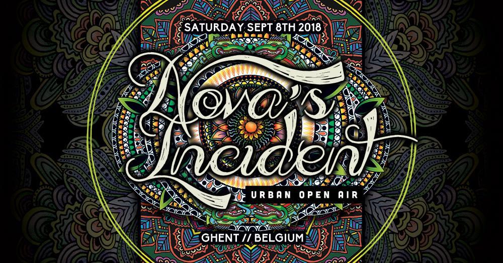 soirée Nova's Incident XVI Urban Open Air