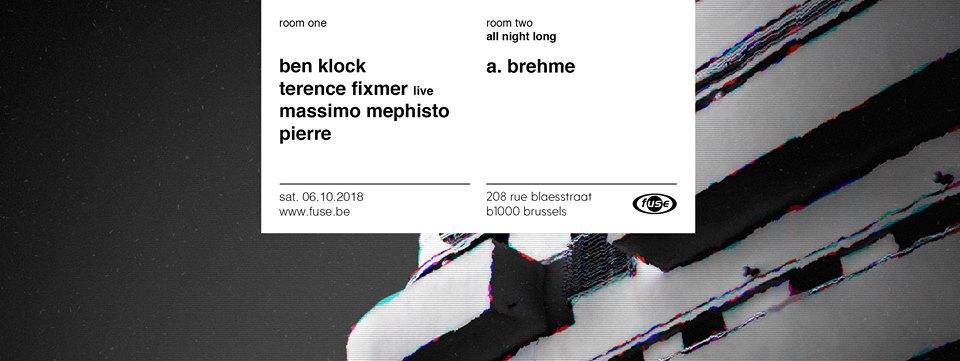 party Ben Klock, Terence Fixmer - A. Brehme
