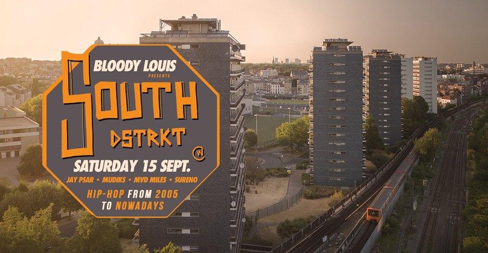 party SOUTHDSTRKT - WE'RE BACK