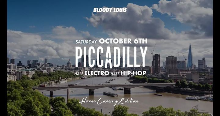 soirée PICCADILLY - HOMECOMING EDITION