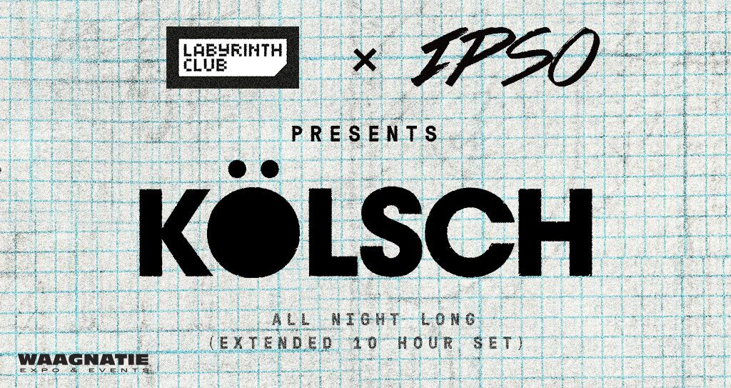 soirée Kölsch All Night Long (10 hour set) SOLD OUT!