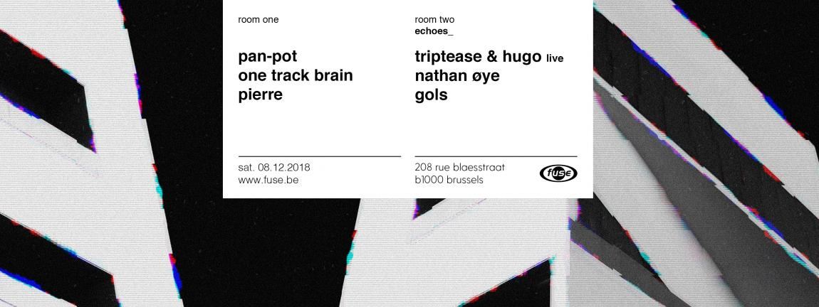 party Fuse presents: Pan-Pot