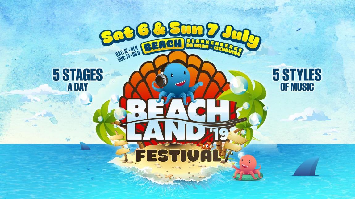 party Beachland Festival 2019