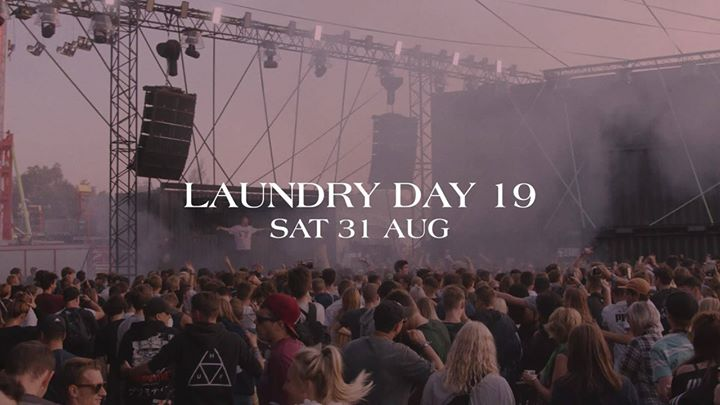 party Laundry Day 2019
