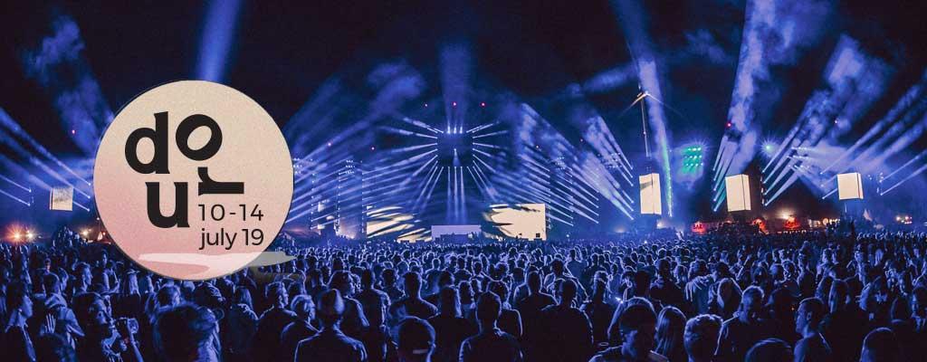 soirée Dour Festival 2019