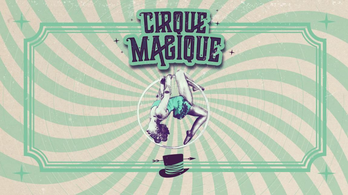 party Cirque Magique 2019