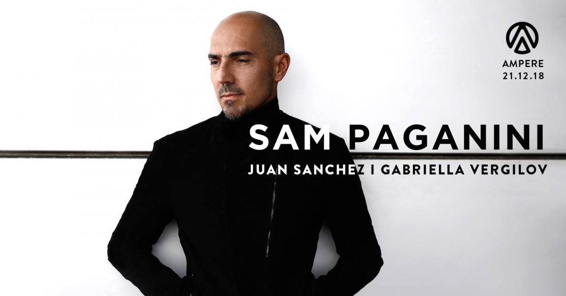 party Sam Paganini, Gabriella Vergilov & Juan Sanchez