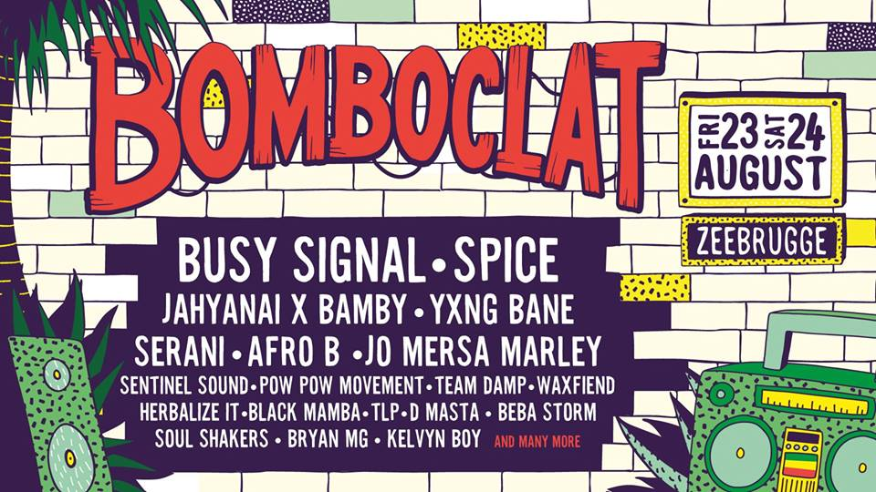 party Bomboclat Festival 2019