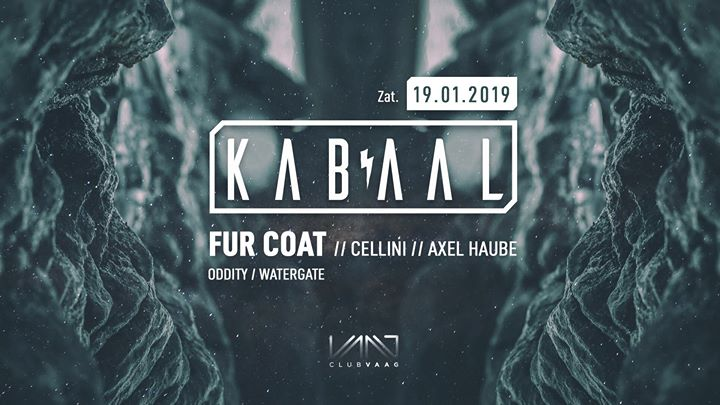 party Kabaal w. Fur Coat [Oddity / Watergate]