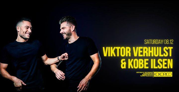 party Kokorico invites Viktor Verhulst & Kobe Ilsen