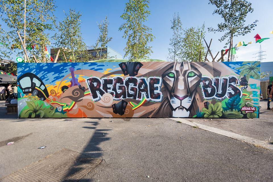 soirée Reggaebus Festival 2019