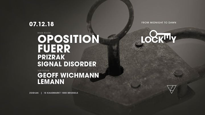 party Lockey: Oposition, Fuerr