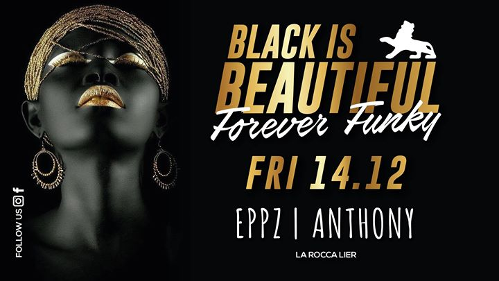 party Black is Beautiful