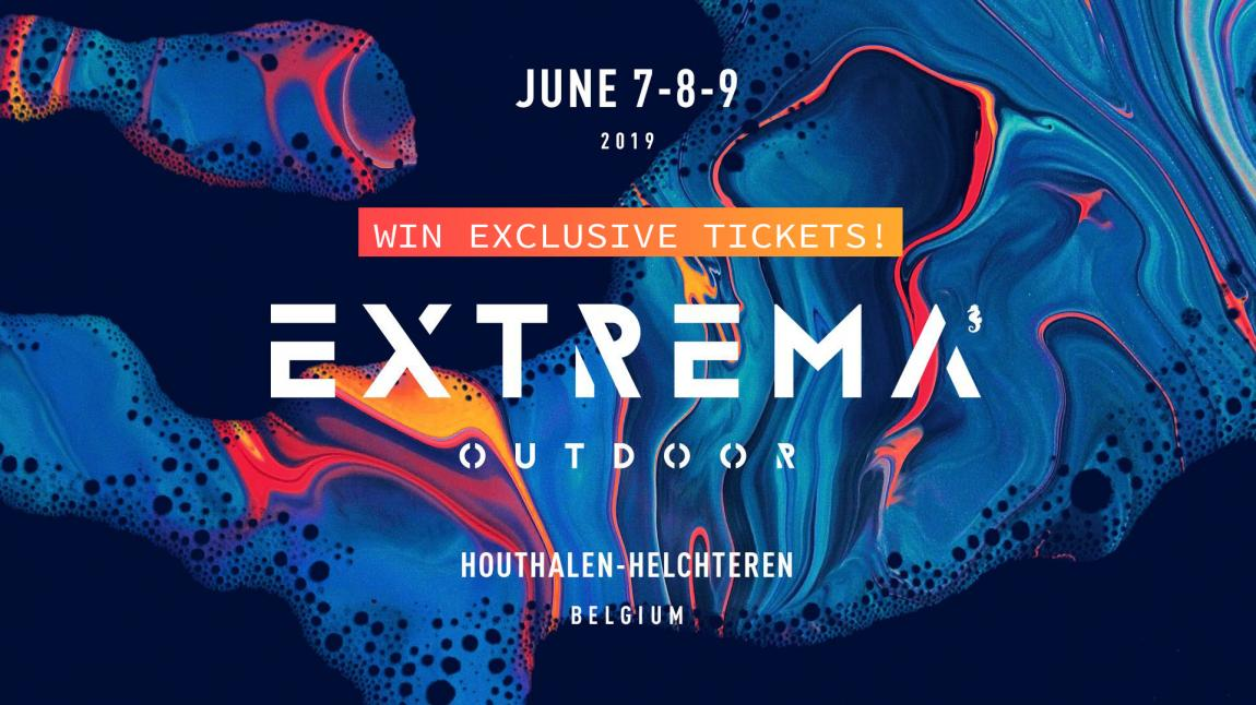 party Extrema Outdoor Belgium 2019