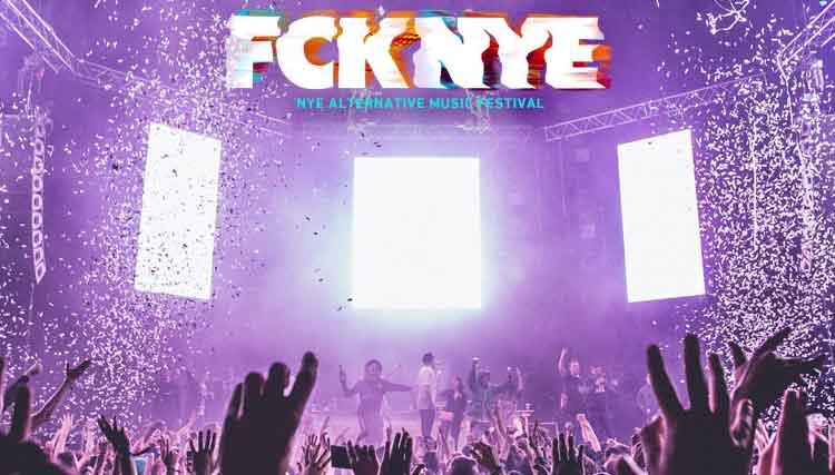 FCKNYE Festival 2017-2018