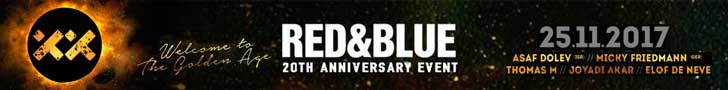 Red&Blue 20 Years